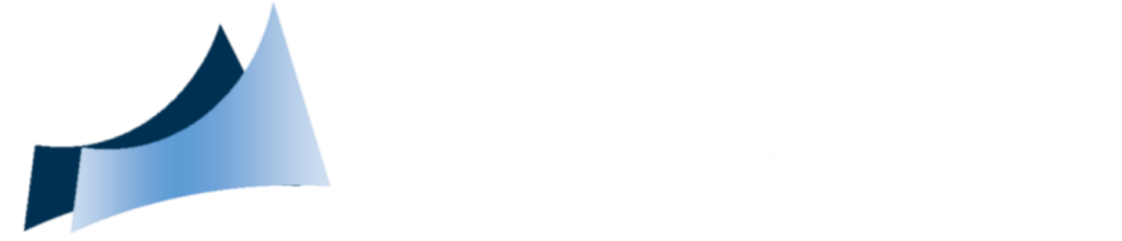 Busine Horizontal Logo Spaced
